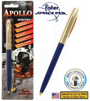 Fisher Space Pen for Airline Pilots