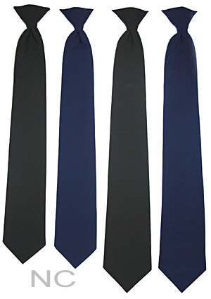 Airline Pilot Clip-on Tie